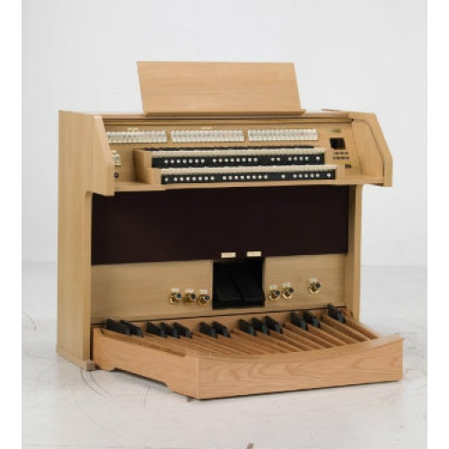 Viscount Chorum 60 Classical Organ With 32 Note Pedalboard & Bench
