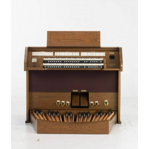 Viscount Chorum 60 Deluxe Classical Organ With 32 Note Pedalboard & Bench
