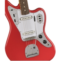Fender Classic Series 60's Jaguar Lacquer in Fiesta Red