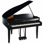 Yamaha CLP695GP Digital Grand Piano, Polished Ebony