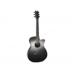Rainsong CH-OM1000NS Concert Hybrid Electro Acoustic Guitar