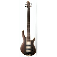 Cort A5 Ultra Artisan 5-String Bass, Open Pore Natural