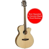 Tanglewood DBT SFCE PW (Pacific Walnut) Electro Acoustic