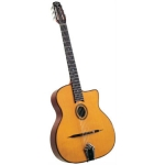 Gitane DG310 Lulo Reinhardt Model Gypsy Jazz Guitar with 0-hole (GR52070)