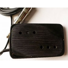 Krivo Djangobucker Pickup - Humbucker for Gypsy Jazz & Resophonics - LAST ONE!