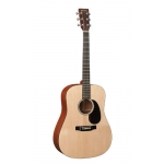Martin DRSGT Gloss Top USB Electro Acoustic in Natural with Hard Case
