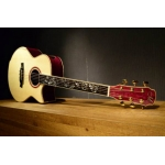 Maestro Raffles PH-CSB-A Private Collection Electro Acoustic With Case