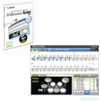 Roland DT1 V-Drums Tutor Software