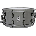 "Mapex Black Panther 'The Machete' 14""x6.5"" Steel Snare Drum"