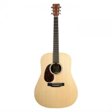 Martin DX1AEL Electro Acoustic Guitar in Natural, Left-handed
