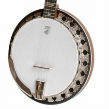 Deering Boston Mahogany 5-String Banjo With Hard Case