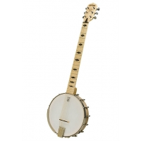 American Deering Goodtime Six 6 String Guitar Banjo with Open Back