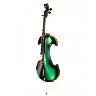 Bridge Draco Electric Cello In Green / Black