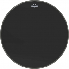 "Remo Ambassador 22"" Ebony Bass Drum Head (ES102200)"