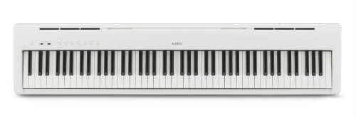 Kawai ES110 Portable Piano in White (With Built-in Speakers)