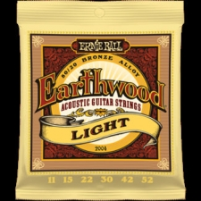 3 Sets of Ernie Ball Earthwood 11-52 Bronze 80/20 Acoustic Strings #2004