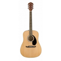 Fender FA125 Acoustic Guitar in Natural