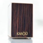 Kandu Jungle Vibe Tempest Cajon With Varrytone System in K3 Finish