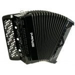 Roland FR4XB Digital Button Accordion, Black