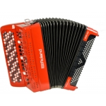 Roland FR4XB Digital Button Accordion Red