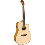 Faith FSCETB Saturn Trembesi Dreadnought Cutaway Electro Acoustic