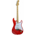 Fender FSR Limited Classic Series '50s Stratocaster, Fiesta Red