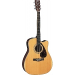 Yamaha FX370C Electro Acoustic in Natural