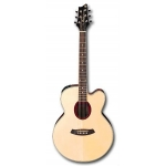Ibanez FX72NT 120 Electro Acoustic Guitar, Secondhand