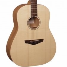 Faith FKR Naked Mars Drop Shoulder Dreadnought Acoustic in Natural