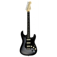 Fender 2017 Limited Edition American Professional  HSS Stratocaster in Silverburst