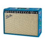 "Fender 65 Deluxe Reverb ""Blue Floral"" Limited Edition Guitar Amp"