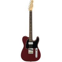 Fender American Performer Telecaster with Humbucking, Aubergine
