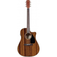 Fender CD60CE Mahogany Electro Acoustic Guitar