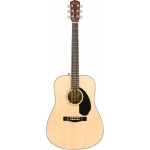 Fender CD60S Acoustic Guitar, Natural