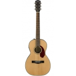 Fender CP140SE Parlor Electro-Acoustic Guitar, Natural