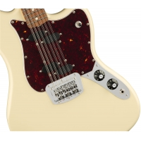 Fender Alternate Reality Electric XII, 12-String Electric, Olympic White