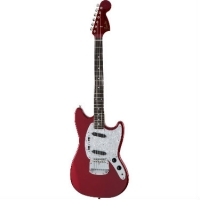 Fender MIJ FSR Traditional 70s Mustang, Candy Apple Red