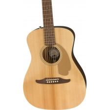 Fender Malibu Player, Electro-Acoustic Guitar, Natural