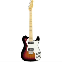Fender Modern Player Telecaster Thinline Deluxe, Sunburst