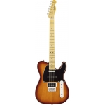 Fender Modern Player Telecaster Plus in Honey Burst