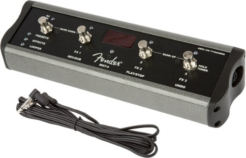 Fender MGT4 Footswitch for Mustang GT100 & GT40