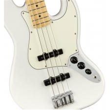Fender Player Jazz Bass in Polar White