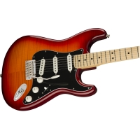 Fender Player Stratocaster Plus Top, Aged Cherry Burst