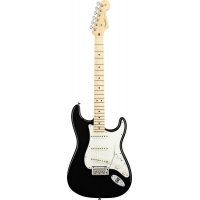 Fender Mexican Made Standard Stratocaster Electric Guitar in Black