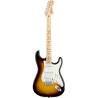 Fender Mexican Made Standard Stratocaster in Sunburst, Secondhand