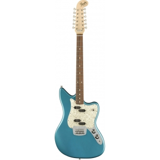 Fender Alternate Reality Electric XII, 12-String Electric, Lake Placid Blue
