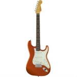 Fender MIJ Traditional '60s Stratocaster Rosewood in Candy Tangerine