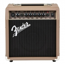 Fender Acoustasonic 15 Acoustic Amp (EURO PLUG VERSION)