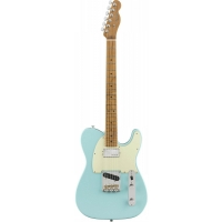Fender Limited Edition Roasted Blues American Professional Tele, Daphne Blue