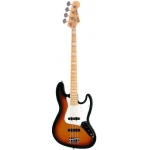 Fender Japan Classic 70s Jazz Bass, 3 Tone Sunburst